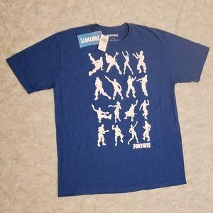 Fortnite Battle Dance Moves T Shirt